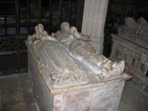 John Bradburnes tomb