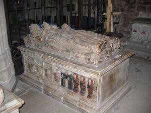 Sir Humphrey's tomb